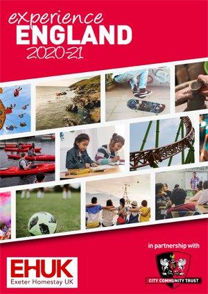 EHUK Experience England 2020-21