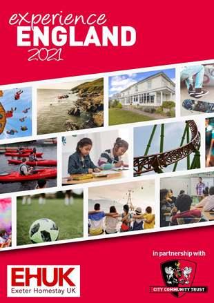 EHUK Experience England 2021