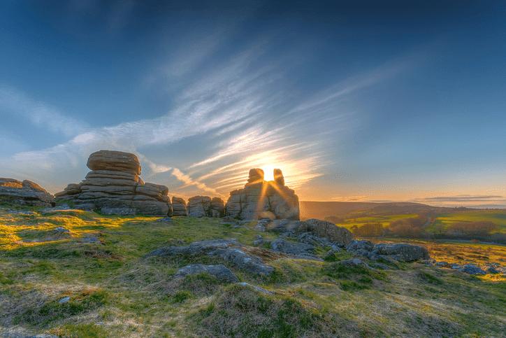 Dartmoor - explore the Guided Walks
