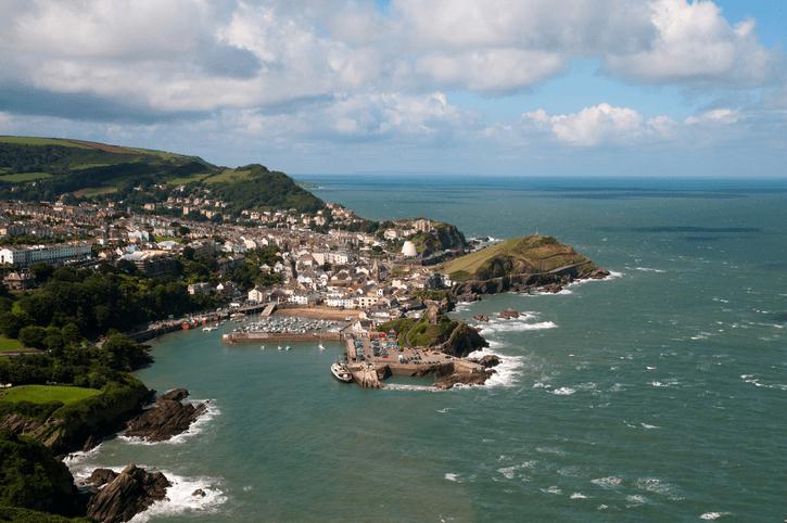 Ilfracombe - wander the beaches and coastal paths